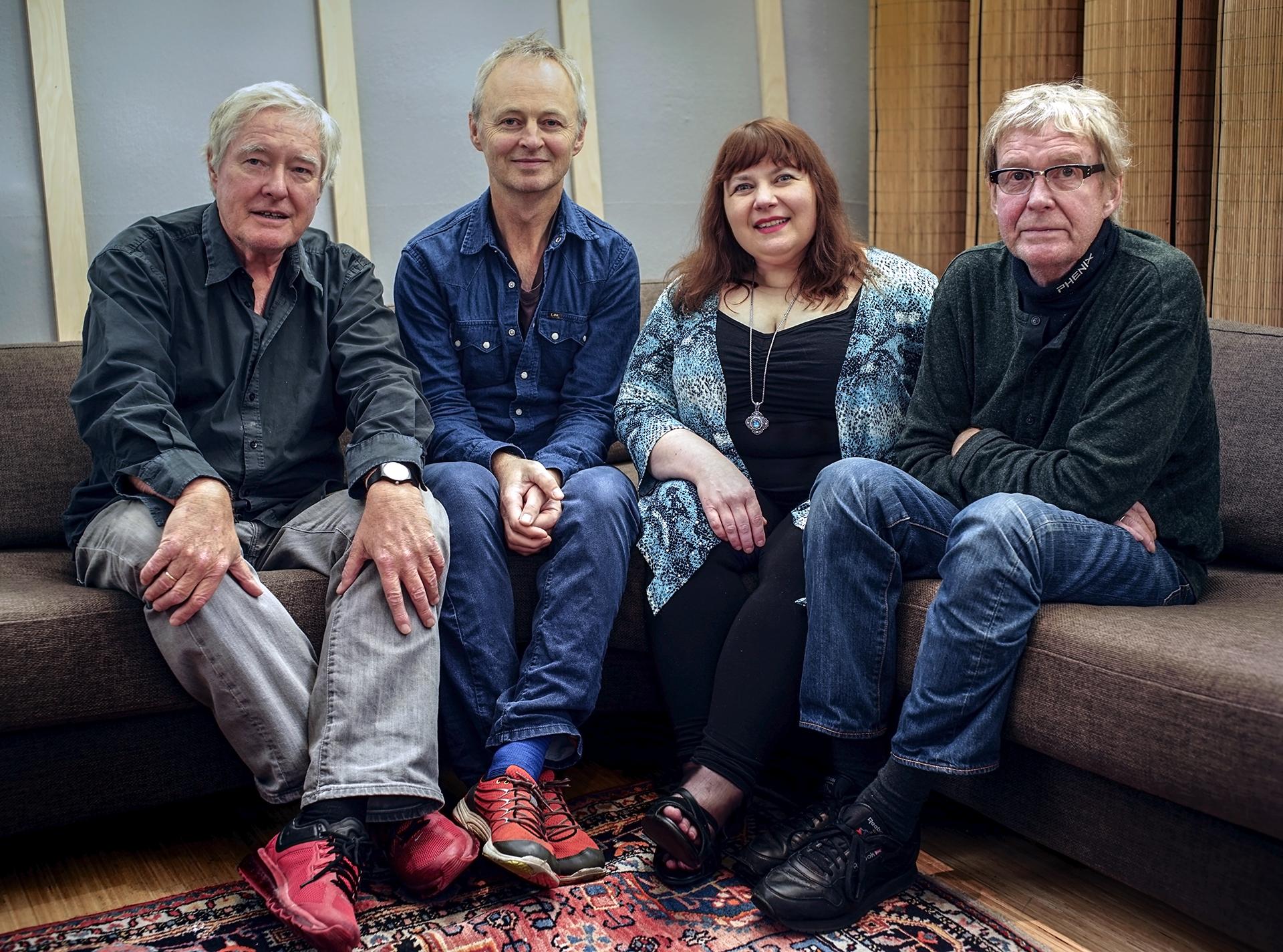 Everblue Quartet