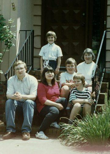 Family in Gso