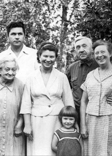 Family in Tambov
