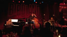 Lions Trio at Birdland stage shot