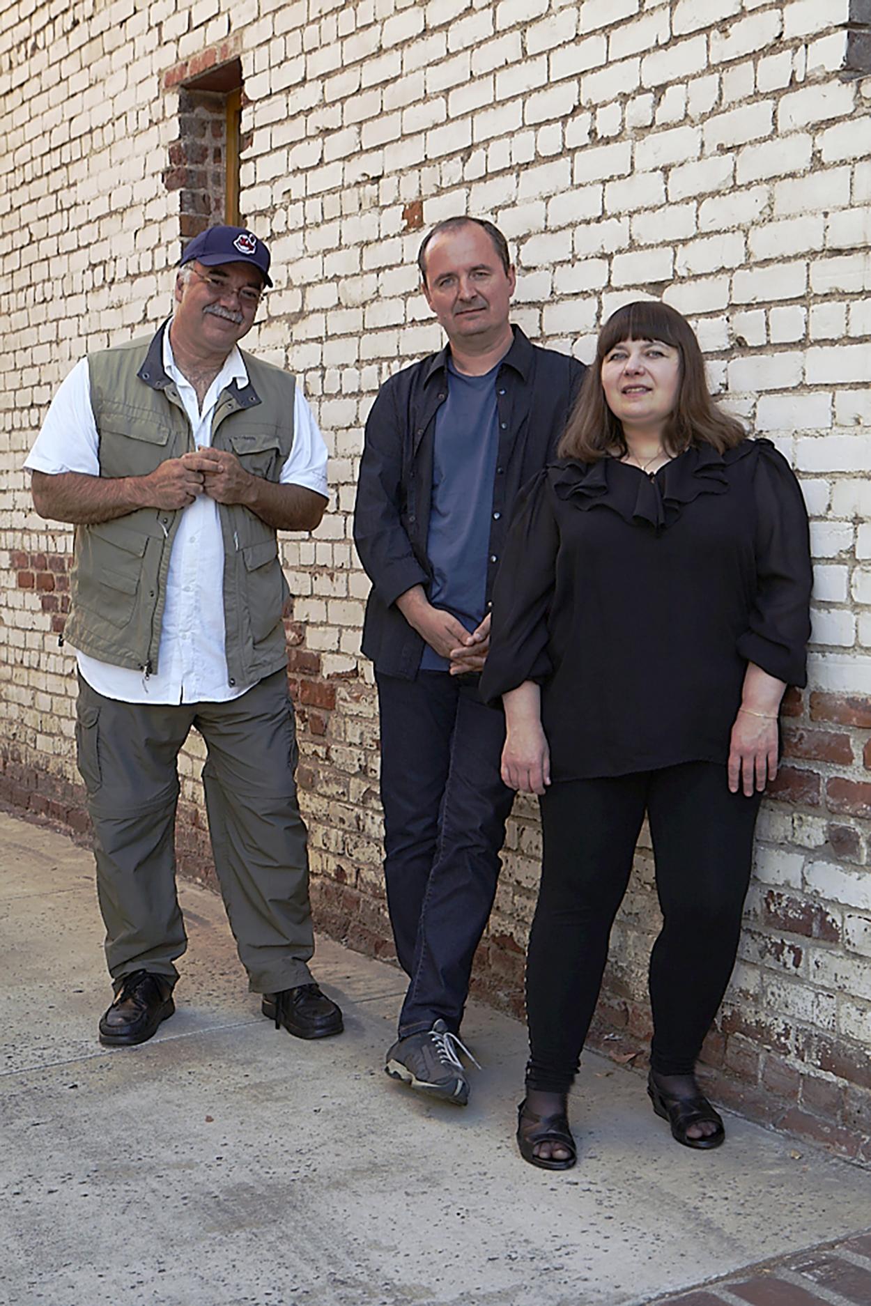 Pasadena Trio