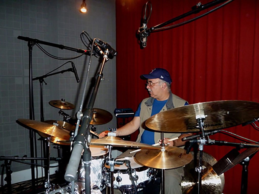 Peter Erskine day 1