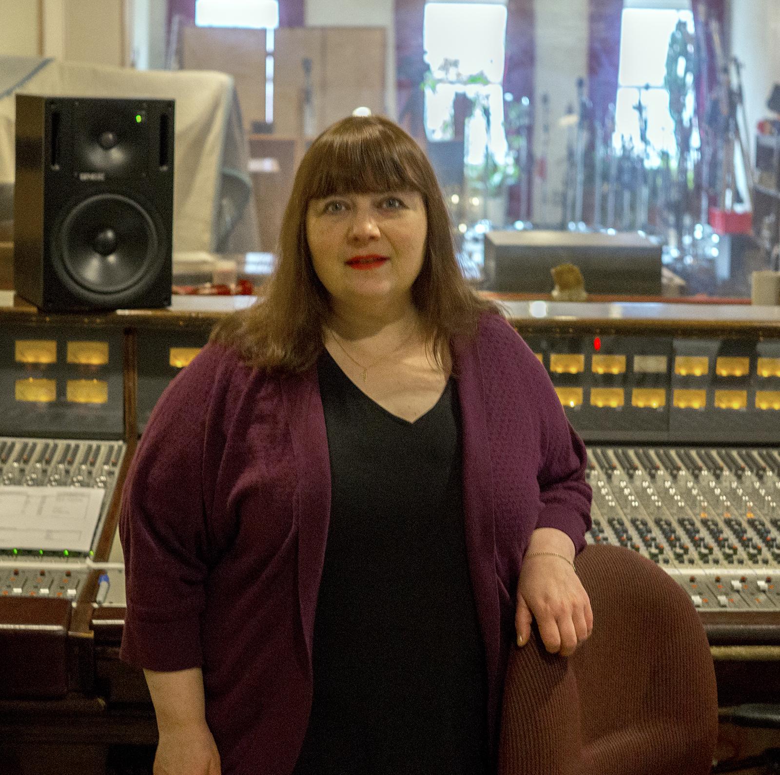 At Sear Sound Studios NYC