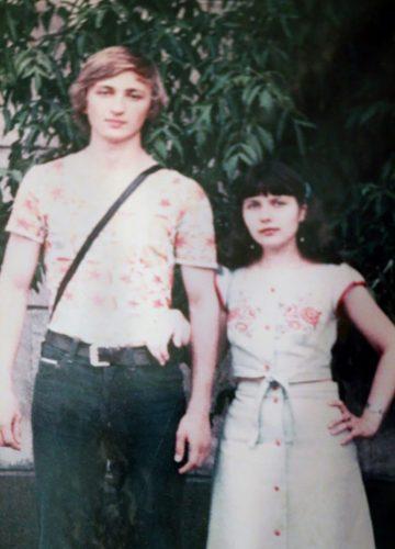 Yelena and Harry