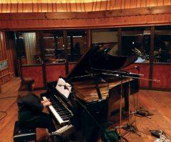 Recording at Avatar Studios NYC