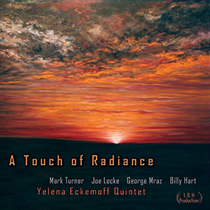 A Touch of Radiance front art SMALL