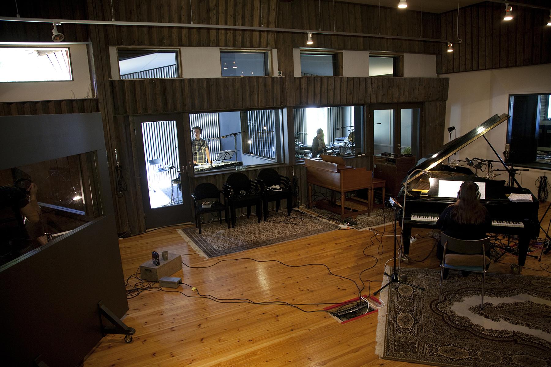 BTP recording