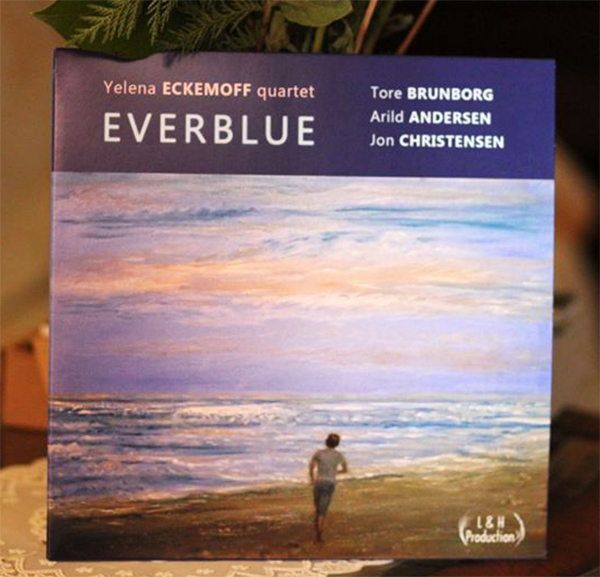 Everblue vinyl front