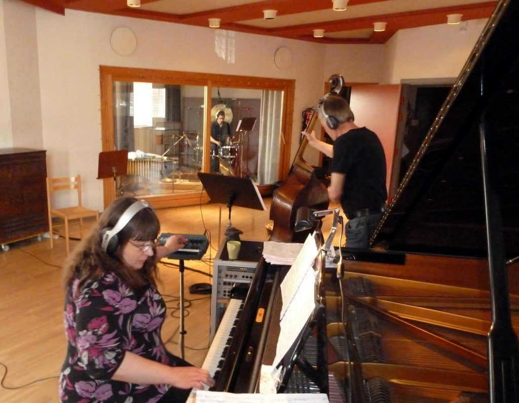 Fairyland recording session