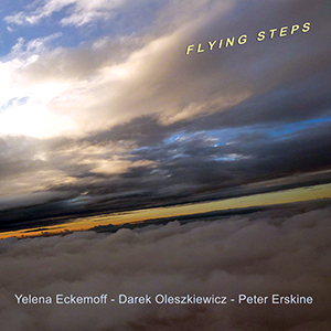 Flying Steps front art SMALL