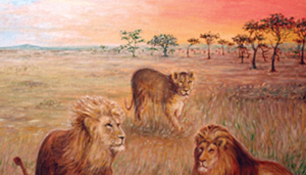 Lions front art SMALL