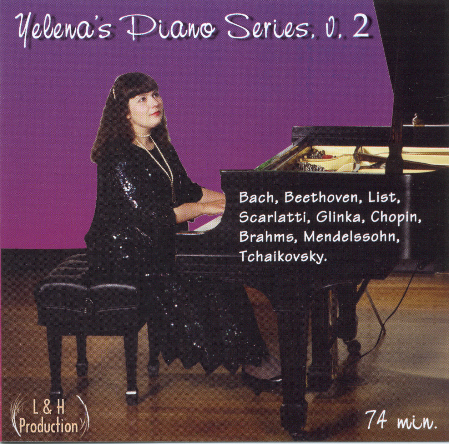 Piano Series, v.2 booklet