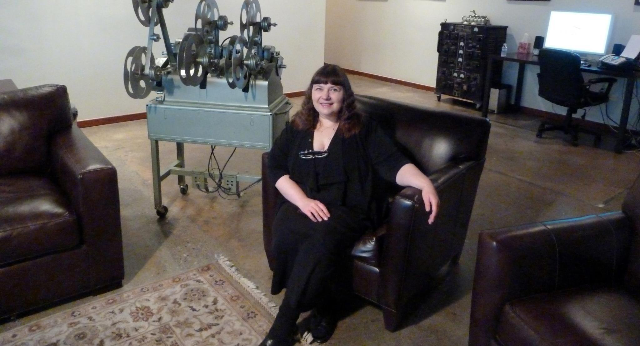 Yelena at The Bridhe studio