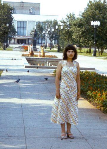 Yelena in Tambov, 79