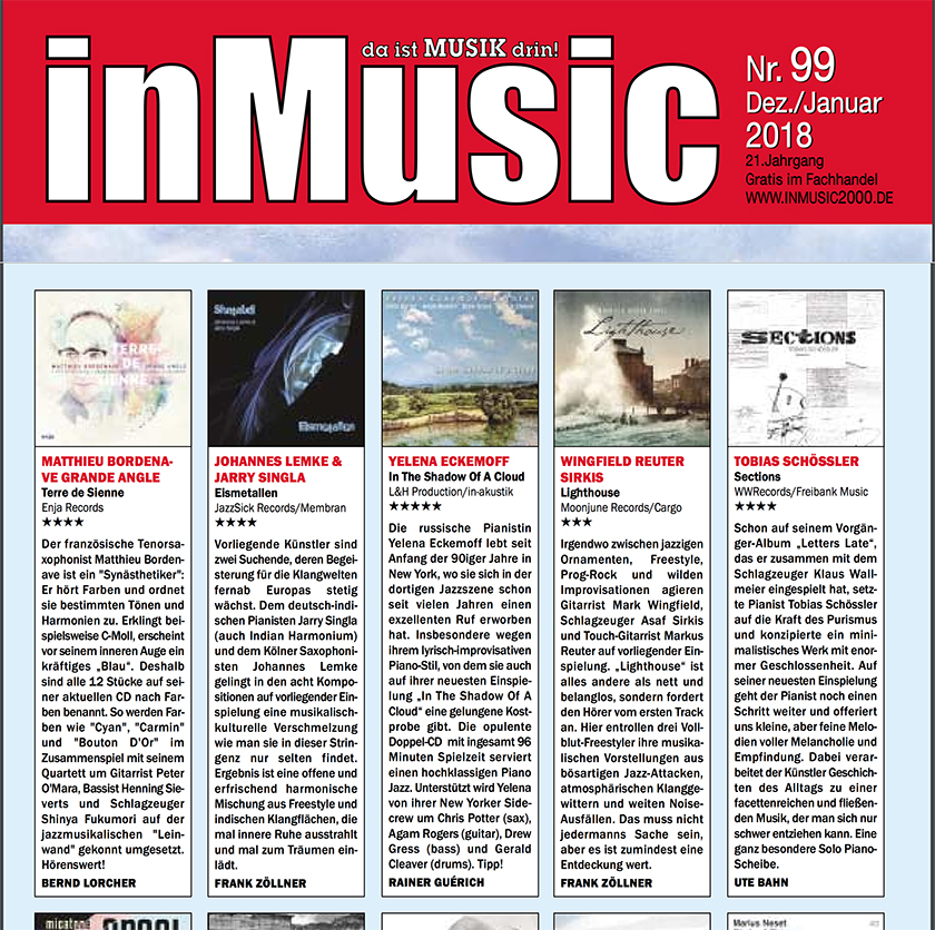InMusic review
