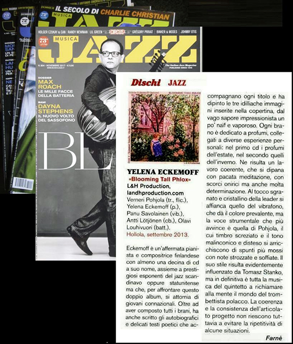 Review in Musica Jazz_Italy