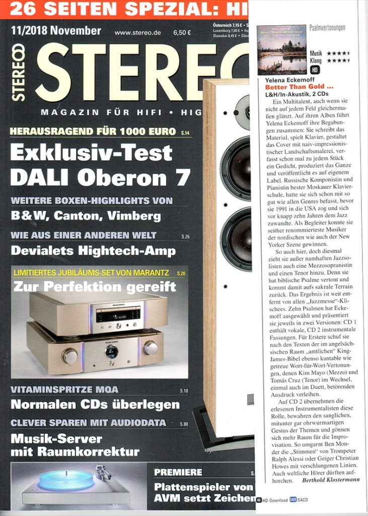 Review in Stereo