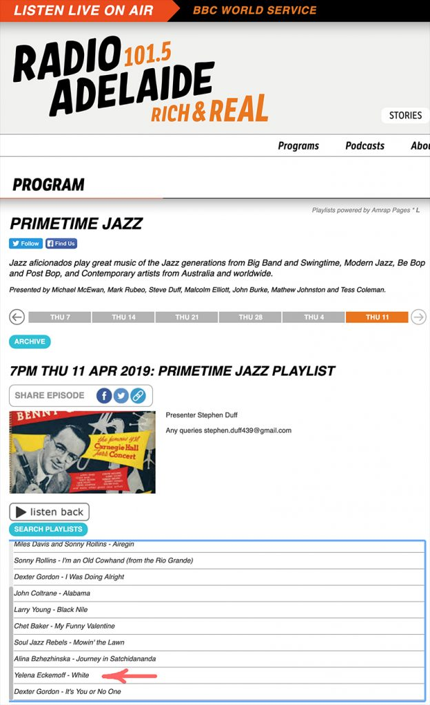 Radio Adelaide 1