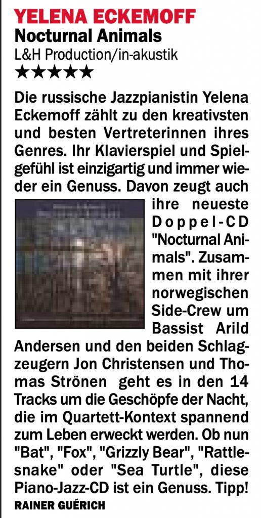 Rainer Guerich for inMusic