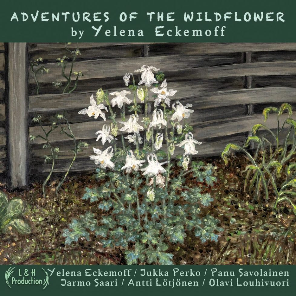 Adventures of the Wildflower cover art smaller